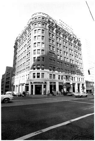 Cobb Building -- 1301-1309 4th Ave. – Added to the National Register of Historic Places on Aug. 3, 1984. Photo: National Register Of Historic Places