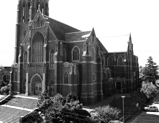 Church of the Blessed Sacrament, Priory and School – 5040-5041 9th Ave. N.E. – Added to the National Register of Historic Places on Jan. 12, 1984. Photo: National Register Of Historic Places