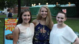 Were you Seen at Girls Night Out at the Bolshoi Ballet & Orchestra at SPAC in Saratoga Springs on Wednesday, July 30, 2014?
