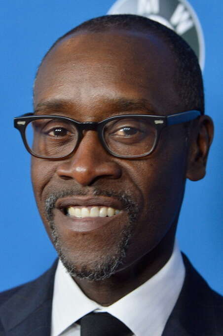 Another upcoming biopic to look forward to -- Don Cheadle as Miles Davis in the upcoming MILES AHEAD. Photo: Frazer Harrison, Getty Images For DGA / 2014 Getty Images
