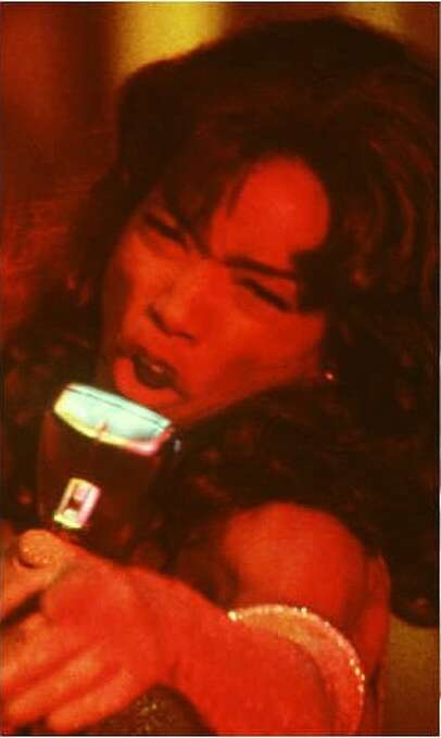 """Angela Bassett as Tina Turner in """"What's Love Got to Do With It?"""": Looked like her? Enough. Sounded like her? Pretty much.  Result: Triumph. Photo: Associated Press / HO FILE"""