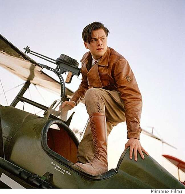 "Leonardo DiCaprio as Howard Hughes in ""The Aviator"": Looks like him?  Close enough.  Sounds like him? Close enough.  Result:  Success.  A natural match of actor and role."