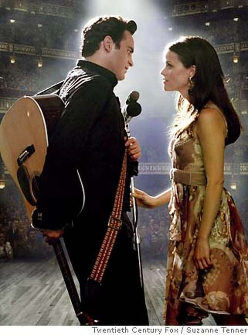 "Reese Witherspoon as June Carter in ""I Walk the Line"":  Looks? Sort of.  Sounds?  Close.  Result:  Technical perfection combined with emotional insight.  She saw through the guy."