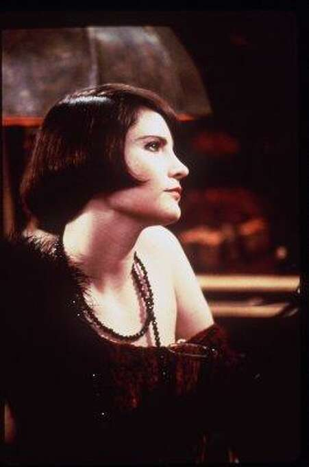 "Jennifer Jason Leigh as Dorothy Parker in ""Mrs. Parker and the Vicious Circle"": Looked like her? Close enough.  Sounded like her? If anything, she sounded more mannered than the real Parker. Result:  A real style piece and an audacious turn."