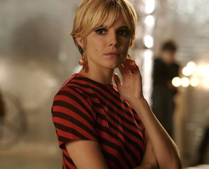 """Sienna Miller as Edie Sedgwick in """"The Factory"""":  Looked like her? A little.  Sounded like her? Not sure. Result:  A performance that worked on its own terms.  One of those movies where the less you know about the actual person, the better. Photo: Patti Perret, The Weinstein Company"""
