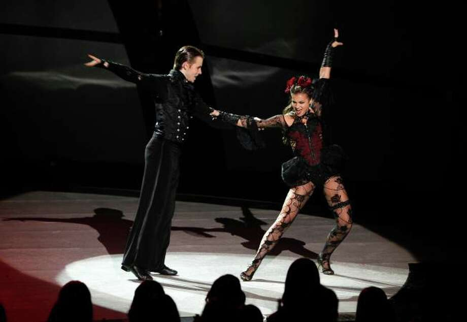 """SO YOU THINK YOU CAN DANCE: L-R: Top 14 contestants and Zack Everhart Jr. Jacque LeWarne perform a Paso Doble routine to """"Dragula"""" choreographed by Jean-Marc Genereux on SO YOU THINK YOU CAN DANCE airing Wednesday, July 30 (8:00-10:00 PM ET/PT) on FOX. ©2014 FOX Broadcasting Co. Cr: Adam Rose"""