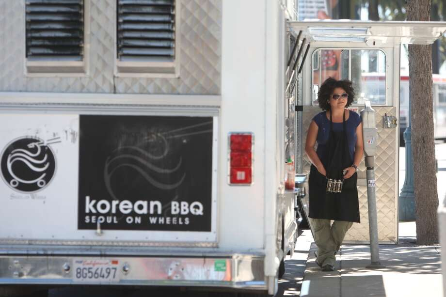 Seoul on Wheels: Korritos, tacos, potstickers Photo: KURT ROGERS, THE CHRONICLE