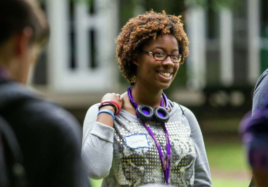 Were you Seen at the summer orientation sessions for new students held at UAlbany from July 28 to July 30, 2014? Photo: Samantha Dobies/University At Albany Photography