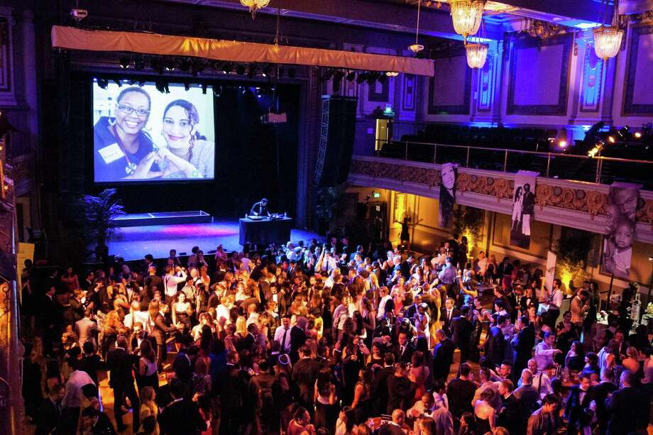 The gala took place at San Francisco's Regency Ballroom. Photo: Drew Altizer Photography/SFWIRE, Drew Altizer Photography / © 2014 Drew Altizer