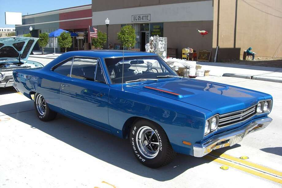 Brad Senter owned an original 1969 Plymouth Roadrunner, such as the one above. After retirement, his search for another one lead him to California.