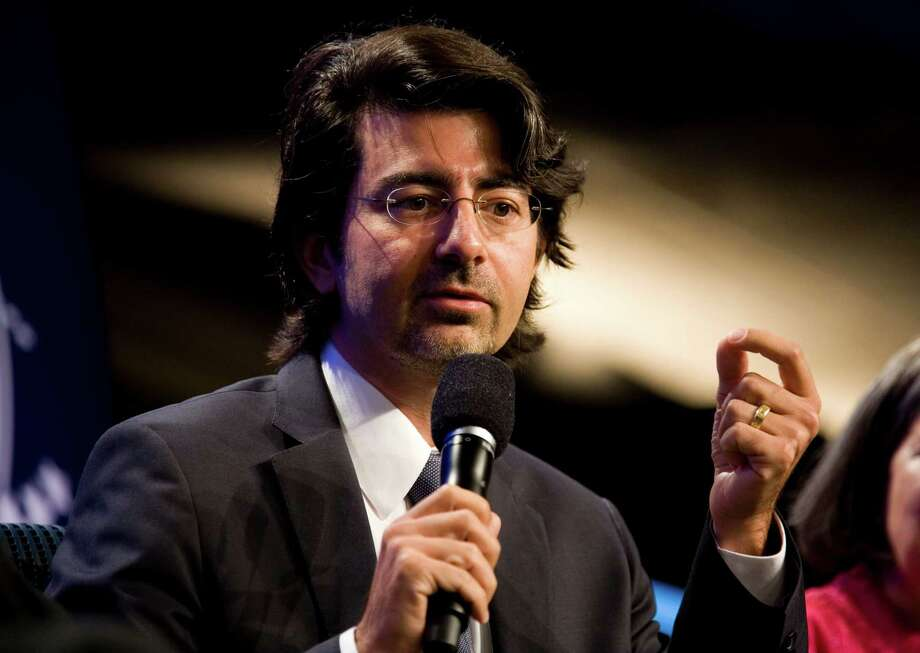 Hawaii: Pierre OmidyarFounder of EbayNet worth: $8.1 billion  Photo: Brian Harkin, Getty Images / 2010 Getty Images