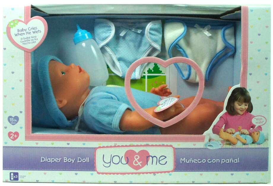 This anatomically correct baby boy doll has parents outraged. Parents have taken to social media with concerns that this toy should come with a warning label, while others think it is perfectly acceptable to represent a baby genitals and all.Click through to see how other favorite toys have evolved over time.