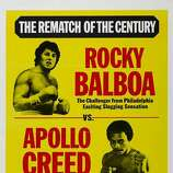 """Rocky II"" - After Rocky (Sylvester Stallone) goes the distance with champ Apollo Creed (Carl Weathers), both try to put the fight behind them and move on. Rocky settles down with Adrian (Talia Shire) but can't put his life together outside the ring, while Creed seeks a rematch to restore his reputation. Soon enough, the ""Master of Disaster"" and the ""Italian Stallion"" are set on a collision course for a climactic battle that is brutal and unforgettable. Available Aug. 1"