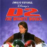 """D2: The Mighty Ducks"" - The Ducks return to the ice, and Gordon Bombay is once again leading his old team, plus a number of new faces, as the loveable underdogs of the puck face off against competitors at the Junior Goodwill Games in Hollywood. Available Aug. 1"