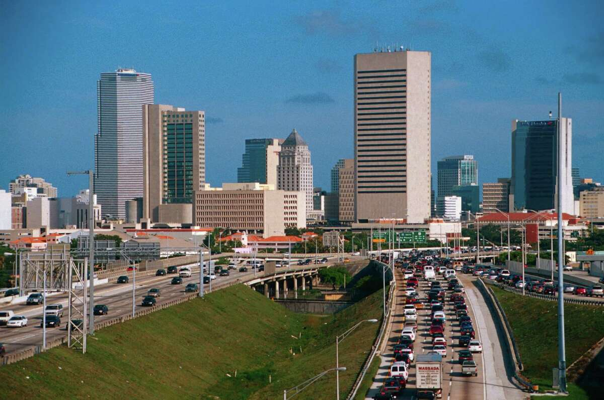 America's most congested interstates 9. Florida Percent of urban interstates congested: 59%