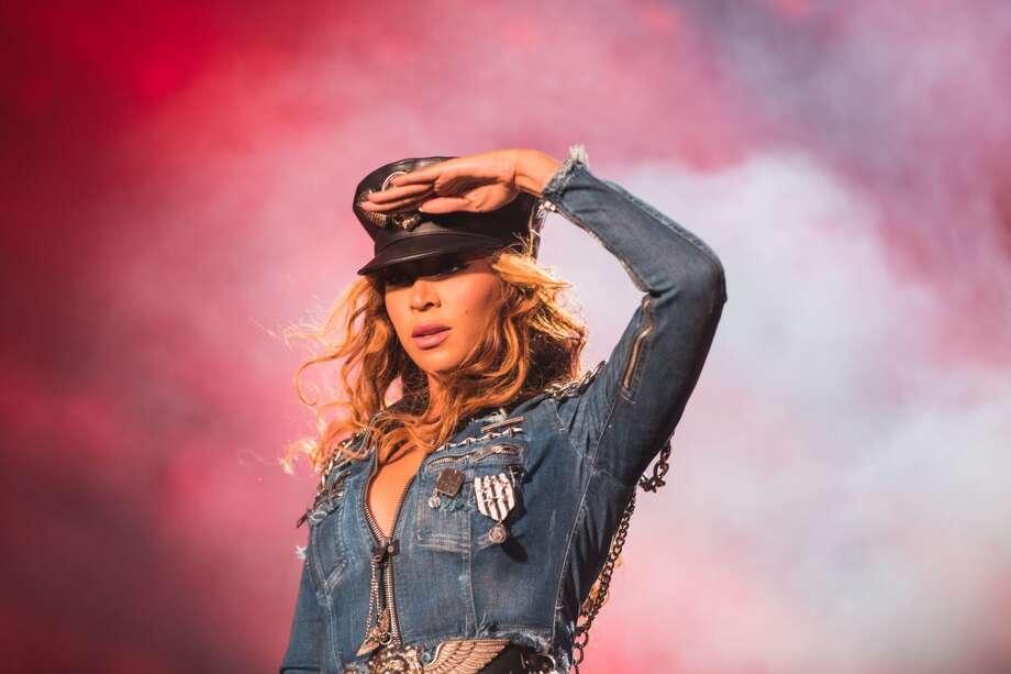 Beyonce Photo: Robin Harper, Associated Press