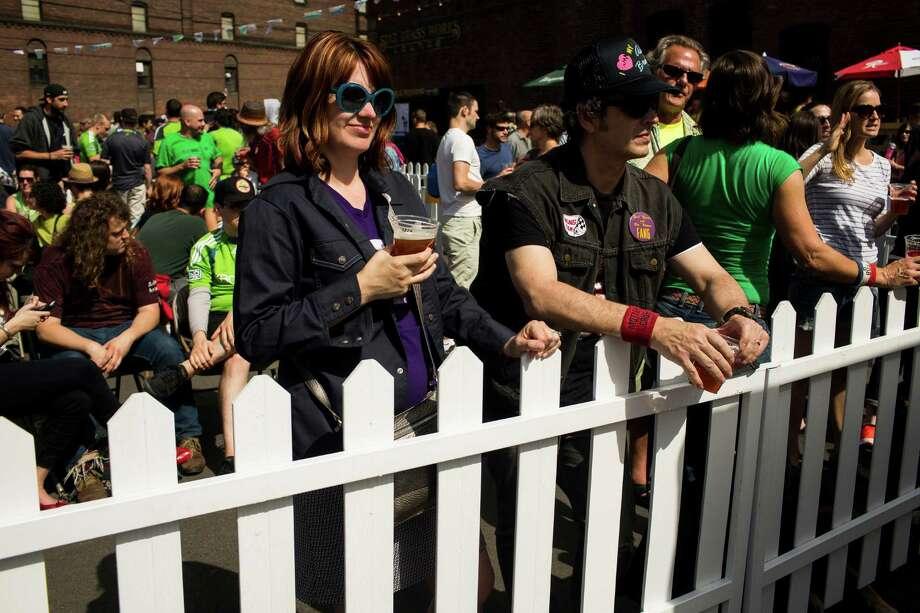 Seattle International Beerfest: Aug. 22-24 Photo: JORDAN STEAD, Seattlepi.com File Photo / SEATTLEPI.COM
