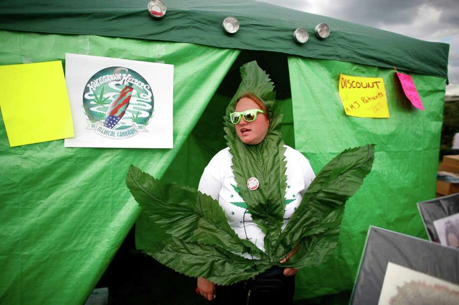 Hempfest: Aug. 15-17 Photo: Joshua Trujillo, Seattlepi.com File Photo / Seattlepi.com