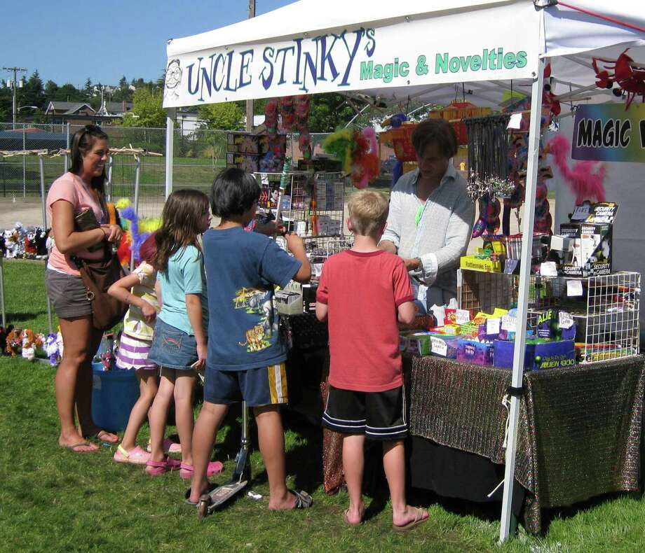 Magnolia Summerfest and Art Show:Aug. 1-2 Photo: Marti Stave