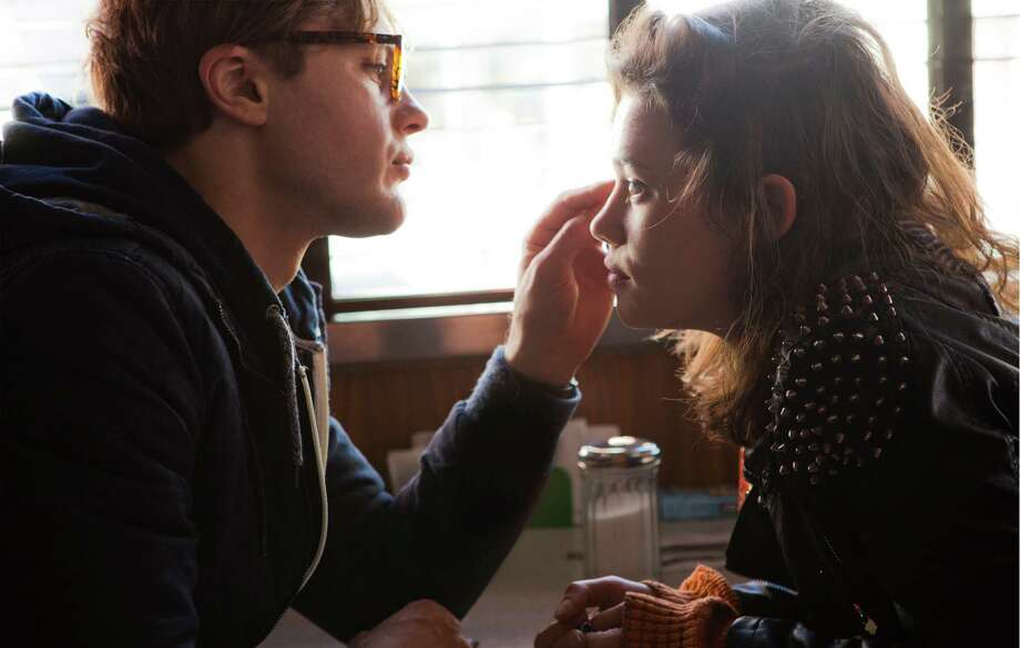 "This image released by Fox Searchlight shows Michael Pitt, left, and Astrid Berges-Frisbey in ""I Origins."" (AP Photo/Fox Searchlight, Jelena Vukotic) ORG XMIT: NYET547 Photo: Jelena Vukotic / Fox Searchlight"