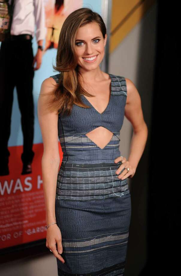 "NEW YORK, NY - JULY 14:  Actress Allison Williams attends the ""Wish I Was Here"" screening at AMC Lincoln Square Theater on July 14, 2014 in New York City.  (Photo by Dimitrios Kambouris/Getty Images) Photo: Dimitrios Kambouris, Staff / 2014 Getty Images"