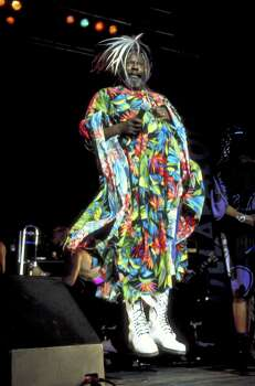 May 30George Clinton of Parliament-Funkadelic: The iconic act will perform at House of Blues. Photo: Steve Eichner, Getty / WireImage