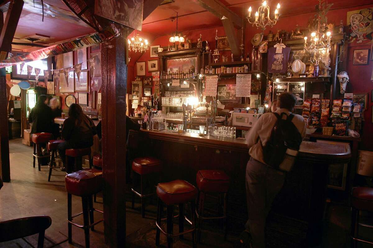 SF Heritage, a organization that works to preserve San Francisco's unique history and identity, has compiled a list of more than 30 of the oldest bars in the city as part of its