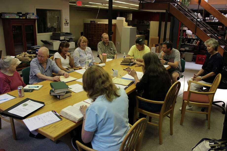 A Genealogy Roundtable is slated for Saturday, Aug. 9, at the Pequot Library in Fairfield. It's free and open to those searching for information on their family history. Photo: Contributed Photo / Connecticut Post Contributed