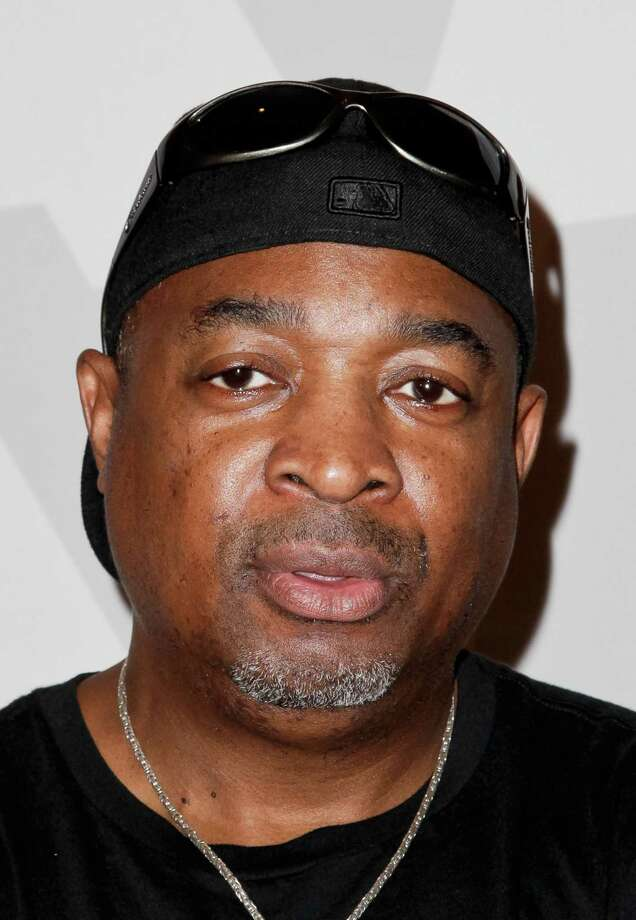 LOS ANGELES, CA - JUNE 27:  Chuck D attends the 25th anniversary screening of 'Do The Right Thing' presented by The Academy at Bing Theatre At LACMA on June 27, 2014 in Los Angeles, California.  (Photo by Tibrina Hobson/FilmMagic) Photo: Tibrina Hobson / 2014 Tibrina Hobson