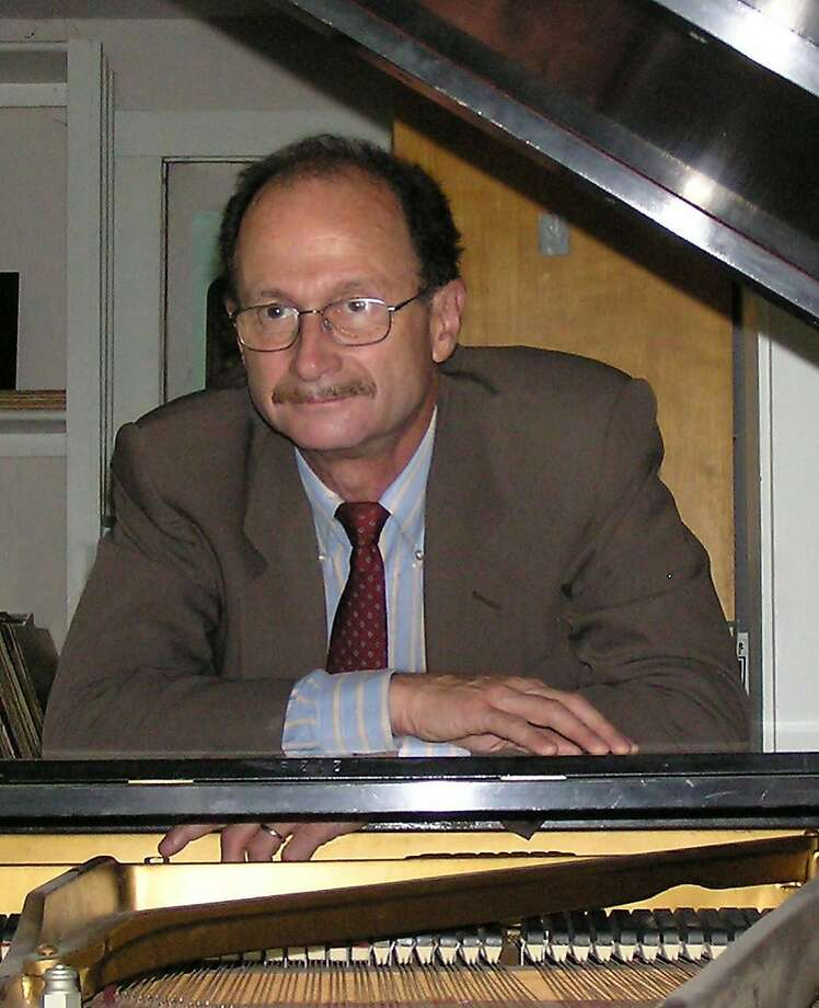 Stride pianist Mike Lipskin will play solos and duets with pianist and composer Dick Hyman at Piedmont Piano Co. Photo: Courtesy Mike Lipskin