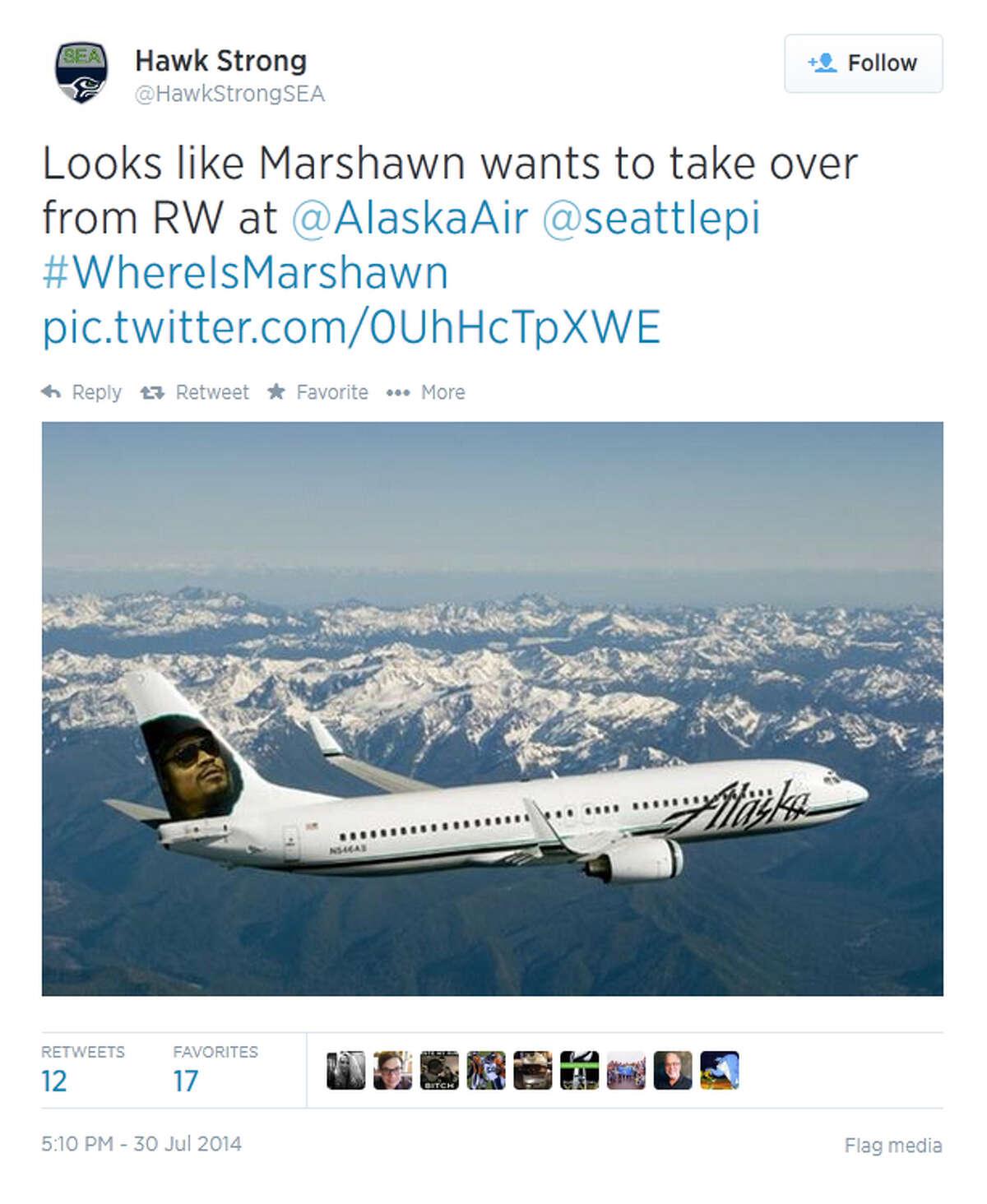 #WhereIsMarshawn