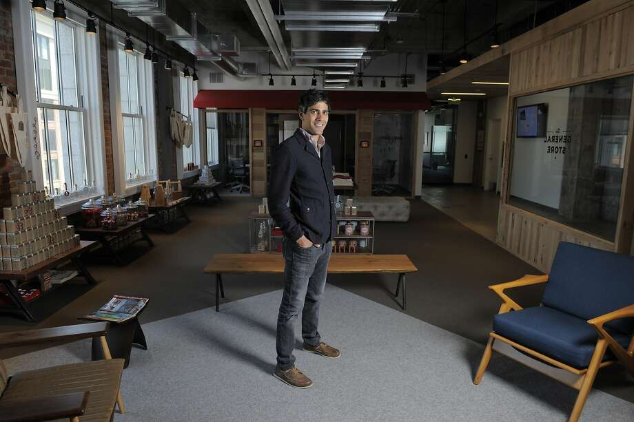 Yelp operates in 27 countries and has dramatically transformed the hospitality business. Yelp CEO and co-founder Jeremy Stoppelman poses for a portrait at Yelp headquarters at 140 New Montgomery St. in San Francisco. Photo: Craig Hudson, The Chronicle