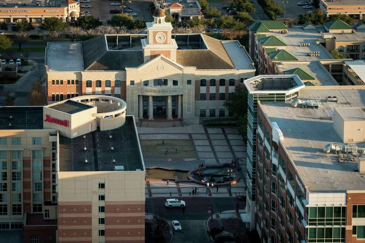 County: Fort BendUniversity of Texas: 26.2 percentTexas A&M: 16.9 percentLouisiana State: 10.6 percentSource: New York Times