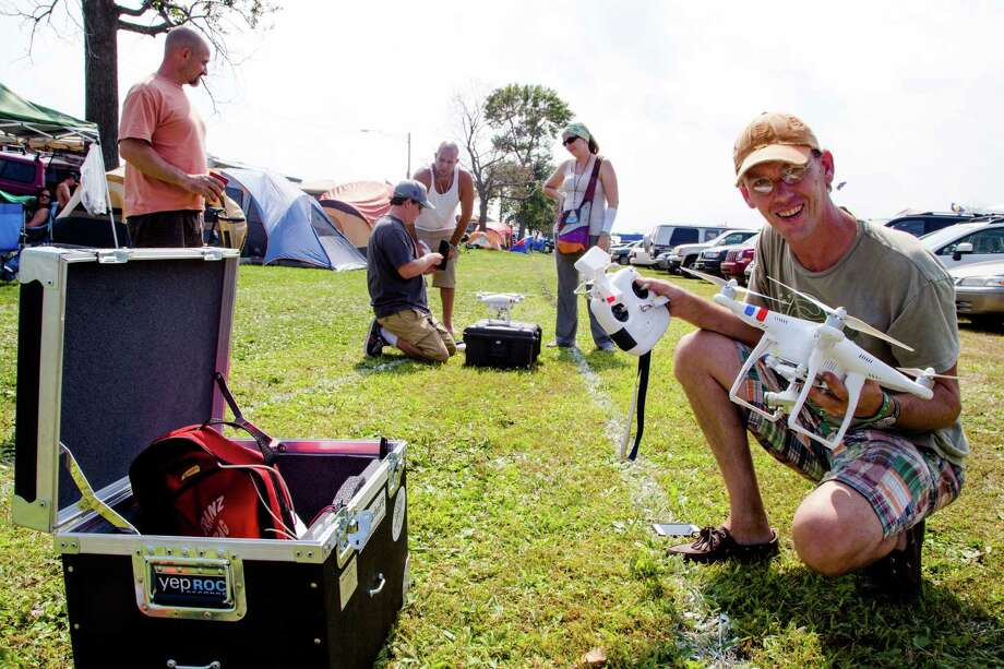 Festival goers donned fun, festive, and bohemian outfits for the 2014 Gathering of the Vibes music festival at Seaside Park in Bridgeport.  On Thursday, July 31, fans enjoyed performances from Rusted Root, Cosmic Dust Bunnies, and others.  Were you SEEN on Thursday? Photo: Catherine Conroy Halstead