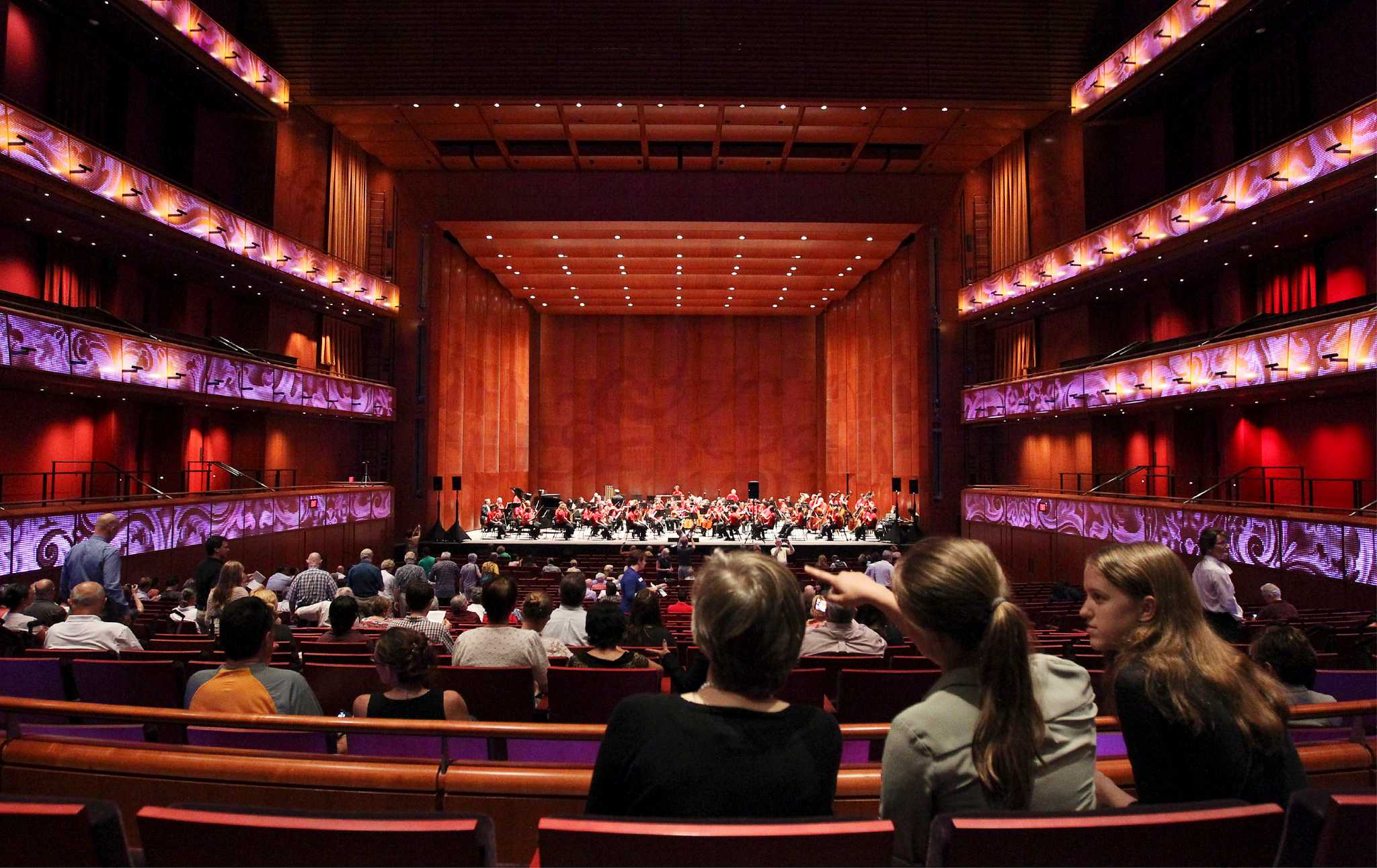 Tobin Center S Acoustics To Rank With The Best