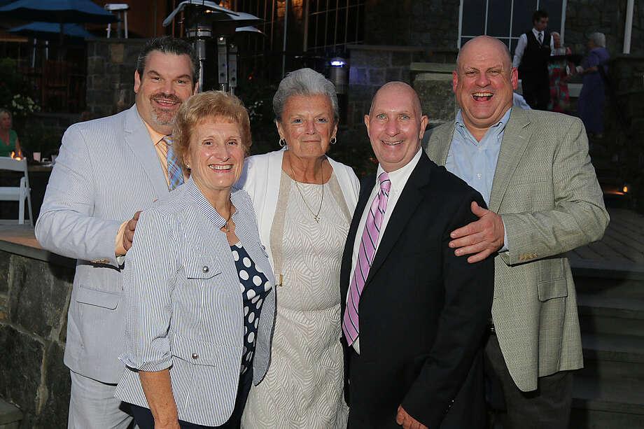 Were you Seen at Teresian House Foundation's annual gala honoring Sr. Pauline Brecanier, July 31, 2014, at Saratoga National Golf Club? Photo: (C) JOE PUTROCK 2014, Joe Putrock/Special To The Times Union