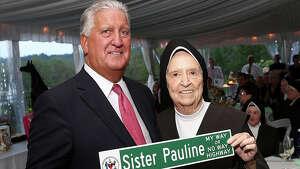 Were you Seen at Teresian House Foundation's annual gala honoring Sr. Pauline Brecanier, July 31, 2014, at Saratoga National Golf Club?