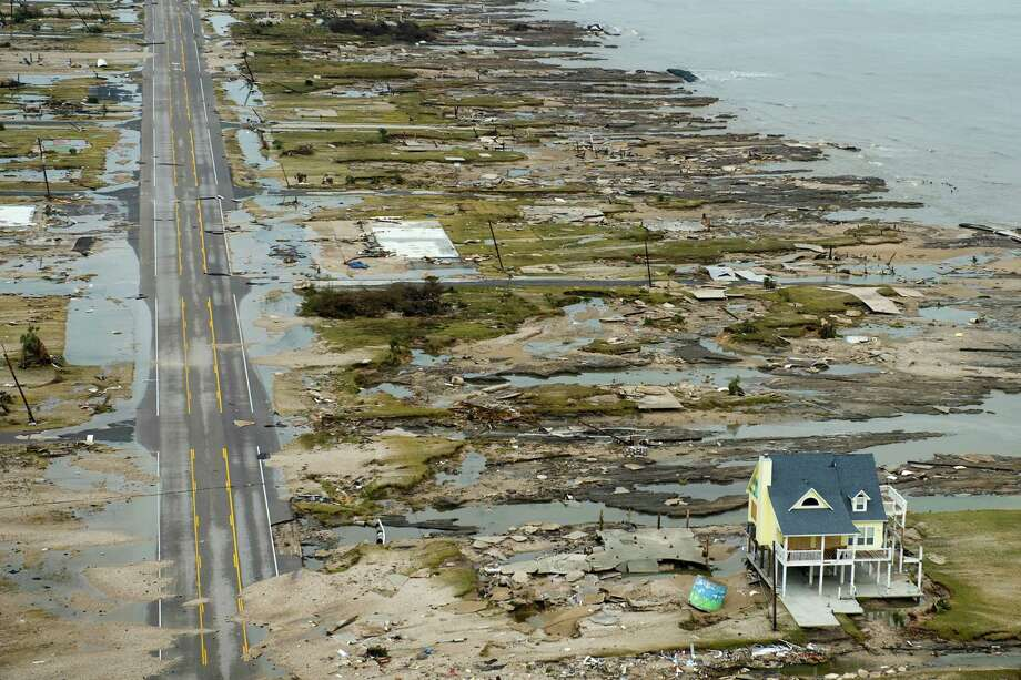 Bad as Hurricane Ike was, it could have been much worse. Photo: Smiley N. Pool, Staff / Houston Chronicle