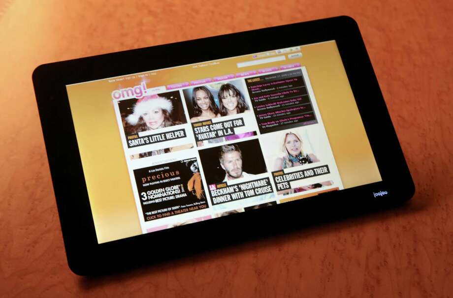 "2009 — JooJoo JooJoo fell to its tough competition. ""In the era of a $499 Apple iPad, an inferior tablet computer that also costs $499 doesn't work,"" Business Insider wrote. ""It came out in 2009 and was gone by 2010."" Photo: John Storey/Special To The Chronicle / SFC"