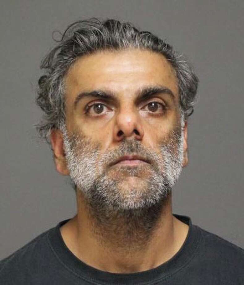 Sunil K. Mehta, 45, of Fairfield, was arrested after he allegedly assaulted his ex-girlfriend. Photo: Contributed Photo /  Fairfield Citizen contributed