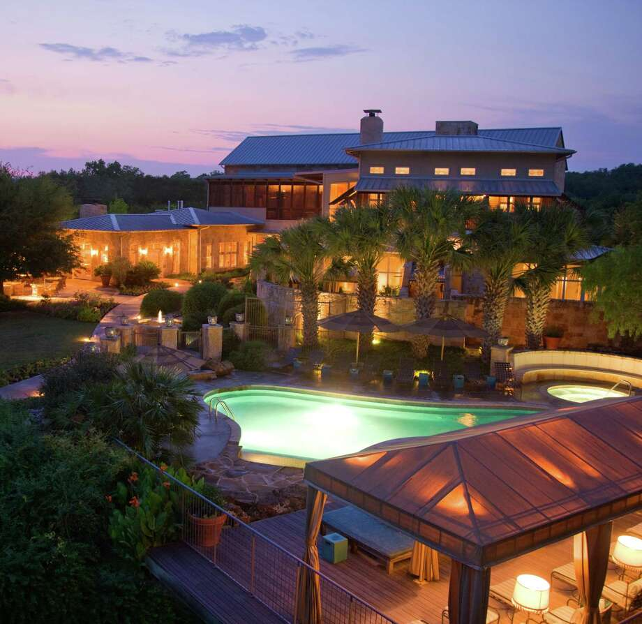 Two texas resorts make usa today 39 10 best 39 lists houston for Spas and resorts in texas