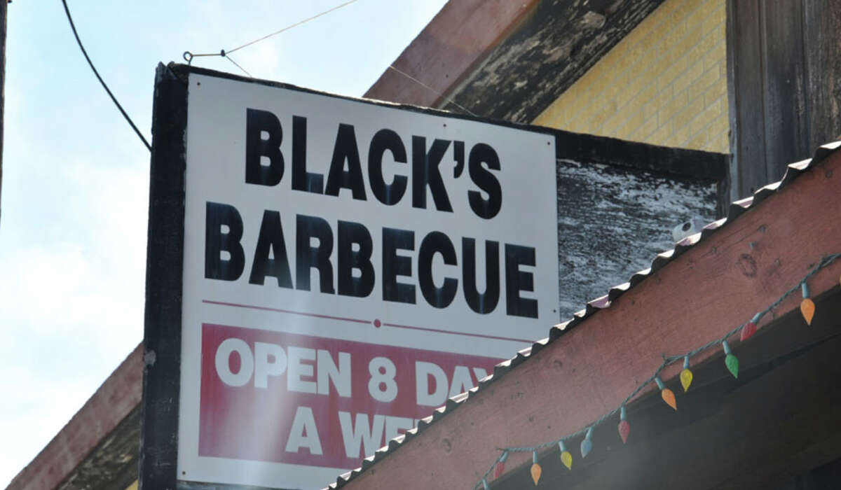 BBQ spot: Black's BarbecueAddress: 215 North Main St., Lockhart3110 Guadalupe St., AustinWhy try it? This is barbecue that's been perfected over decades.