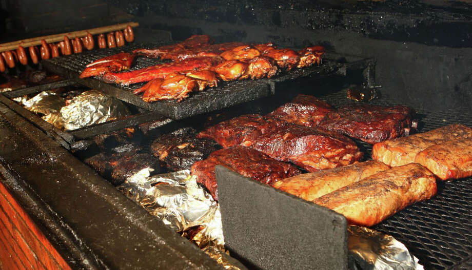 Black's Barbecue also cooks all their meats over 100 percent wood. Photo: Google Images