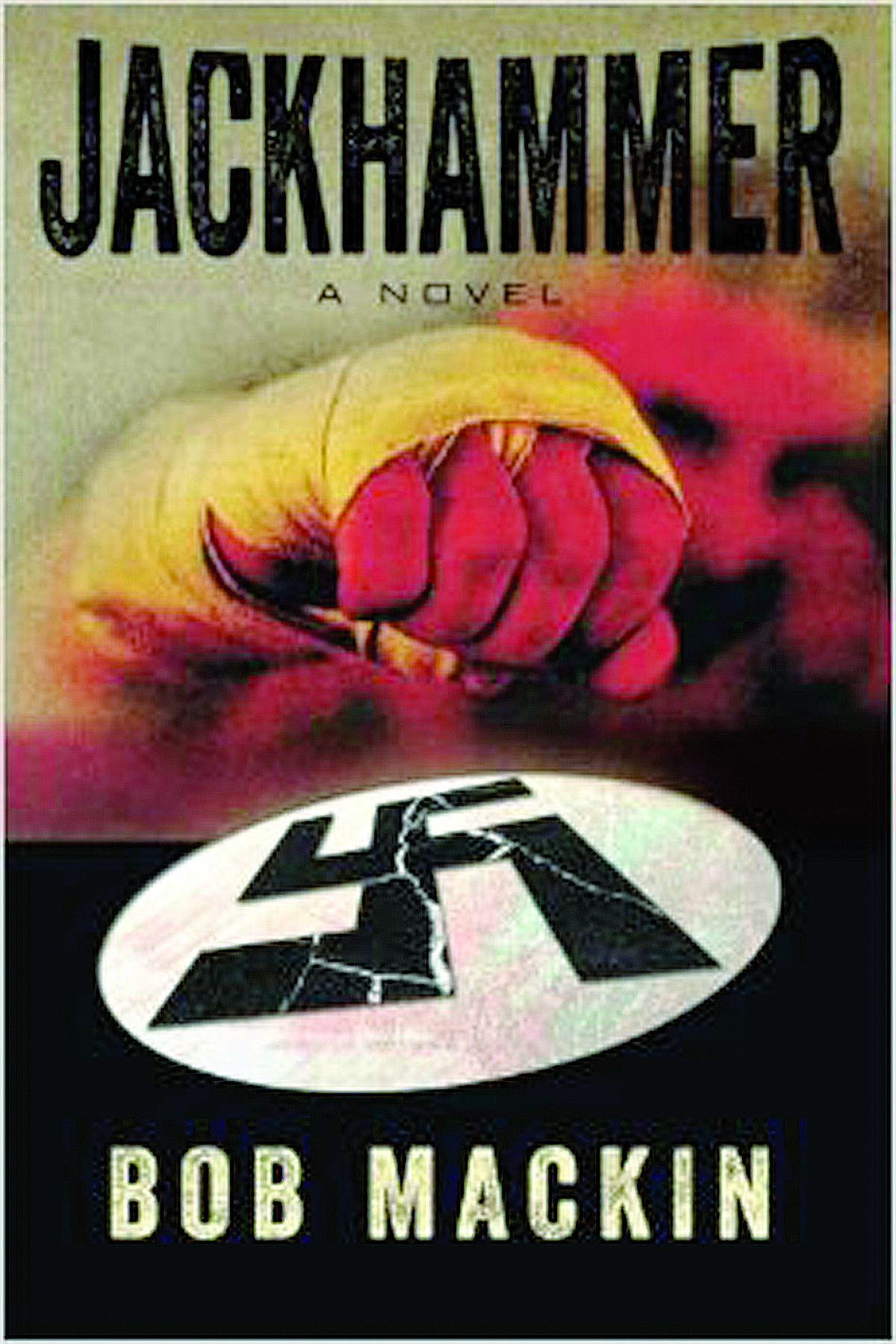 Longtime Albany lobbyist Bob Mackin recently self-published his first novel, a plot-to-kill-Hitler thriller.