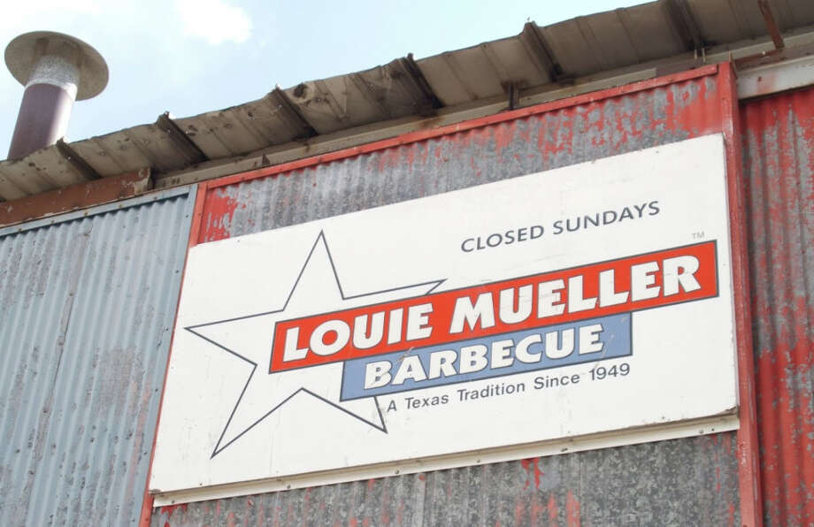 Louie Mueller Barbecue, located in Taylor. Photo: ZAGAT / Courtesy