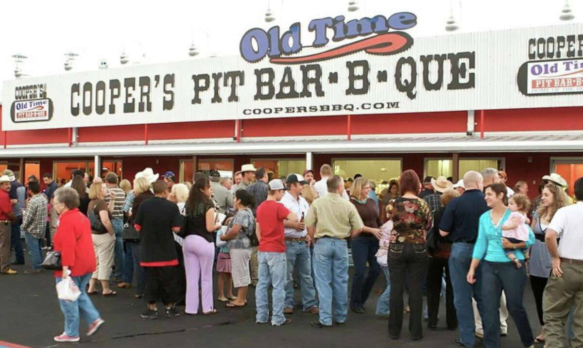 Cooper's Bar-B-Que is located in New Braunfels.