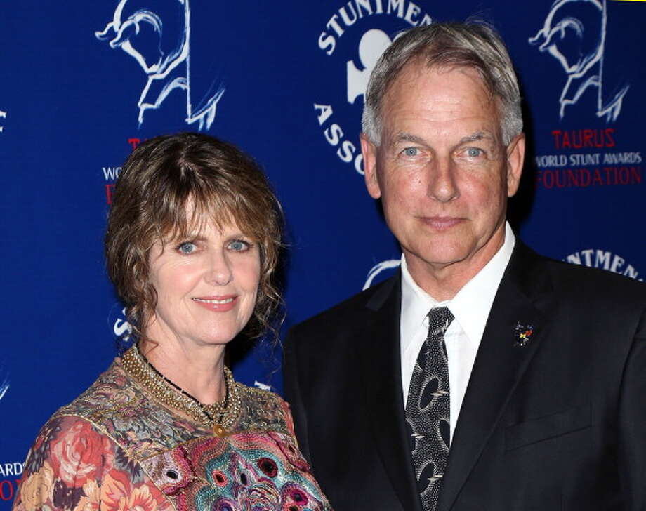 Mark Harmon with his wife Pam Dawber in 2013. Photo: David Livingston, Getty Images / 2013 David Livingston
