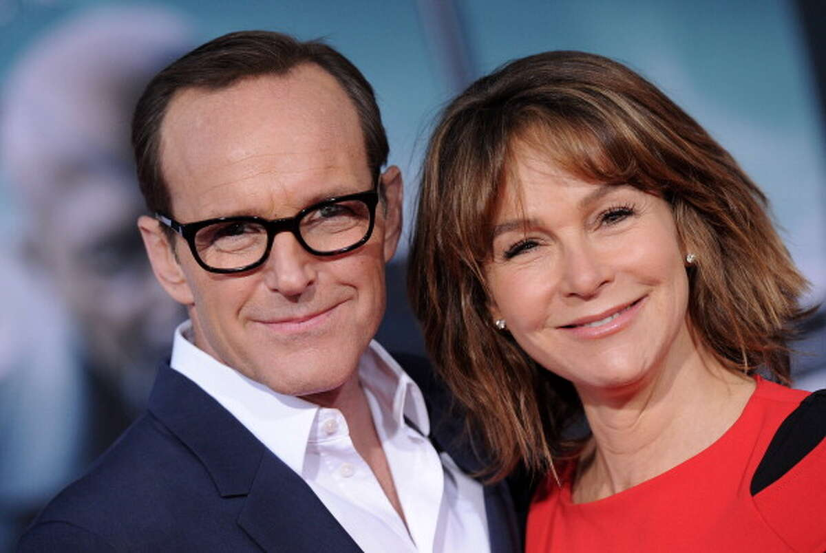 Dirty Dancing's Jennifer Grey has been married to Clark Gregg, since 2001. Source: hollywoodgossip.com