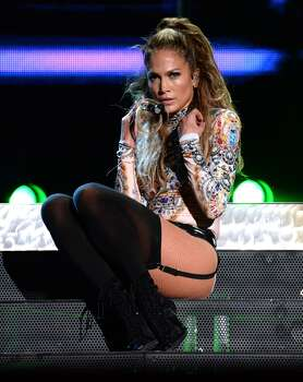 BRONX, NY - JUNE 04:  Jennifer Lopez performs onstage during her first ever hometown concert to launch State Farm Neighborhood Sessions on June 4, 2014 in Bronx, New York.  (Photo by Kevin Mazur/WireImage) Photo: Kevin Mazur, WireImage