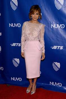 NEW YORK, NY - JULY 10: Jennifer Lopez attends the LULAC/NUVOtv Unity Luncheon With Jennifer Lopez at New York Hilton Midtown on July 10, 2014 in New York City.  (Photo by Larry Busacca/Getty Images for NUVOtv) Photo: Larry Busacca